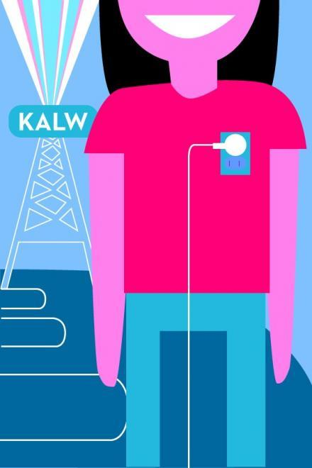 Support KALW Radio