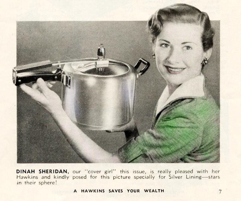 Pressure Cooker Ad