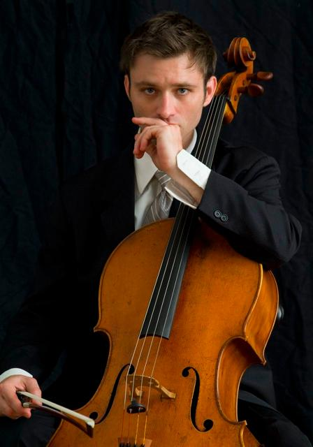 cellist Robert Burkhart