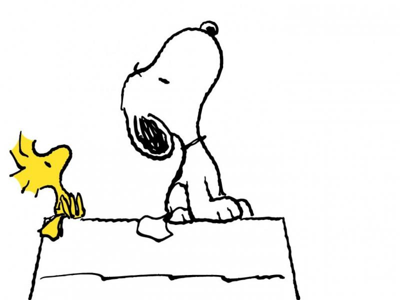 1967 - Charles Schulz Day declared in CA Legislature