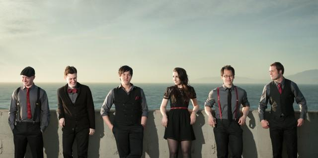 Family Crest performs a free show at Yerba Buena Gardens Thursday.