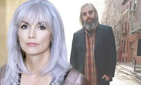 Emmylou Harris and Steve Earle