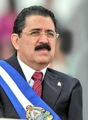 José Manuel Zelaya Rosales, President of Honduras (2006-2009)