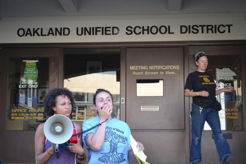 The road ahead for Oakland schools according to outgoing