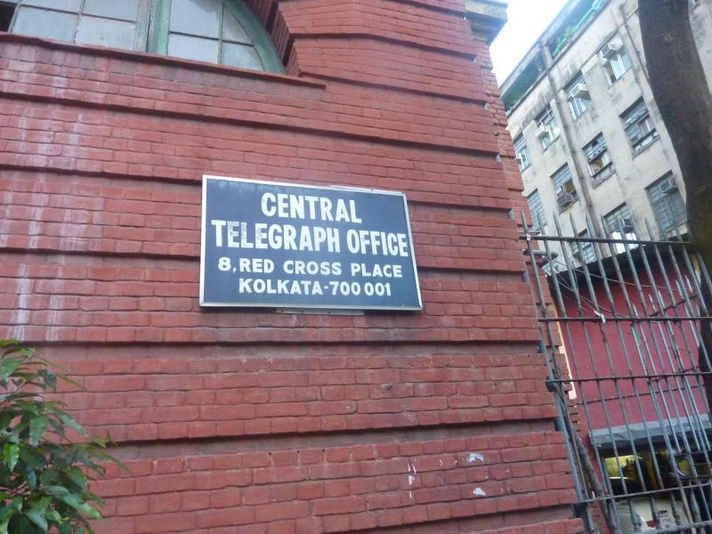 Central Telegraph Office in Kolkata