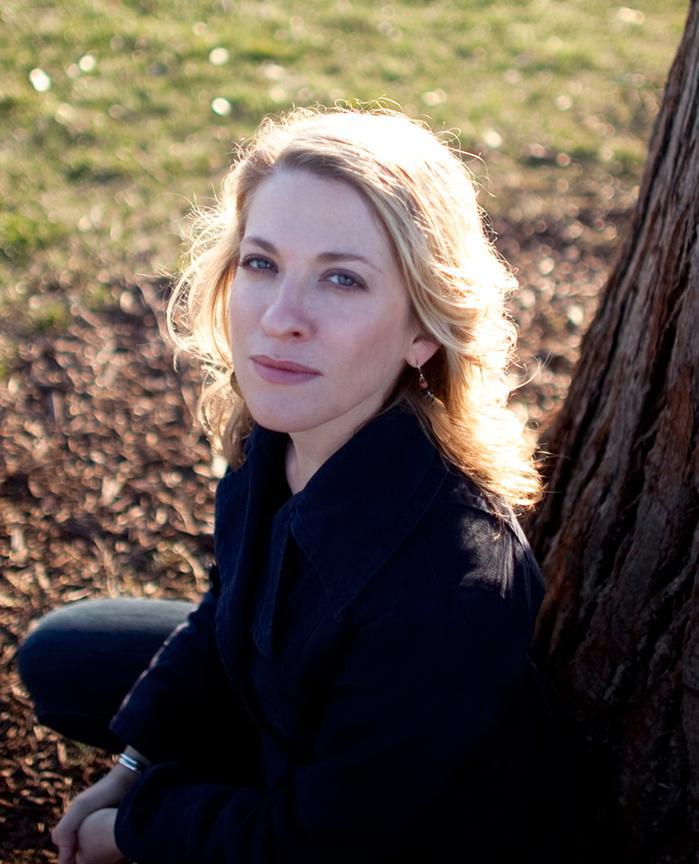 Emily Brady, author