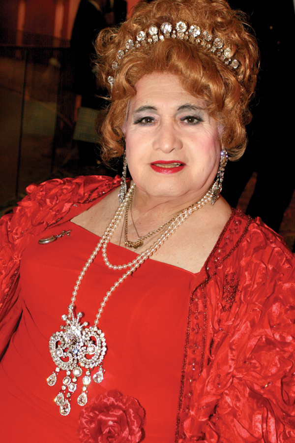 Her Royal Majesty, Empress of San Francisco, Jose I, The Widow Norton