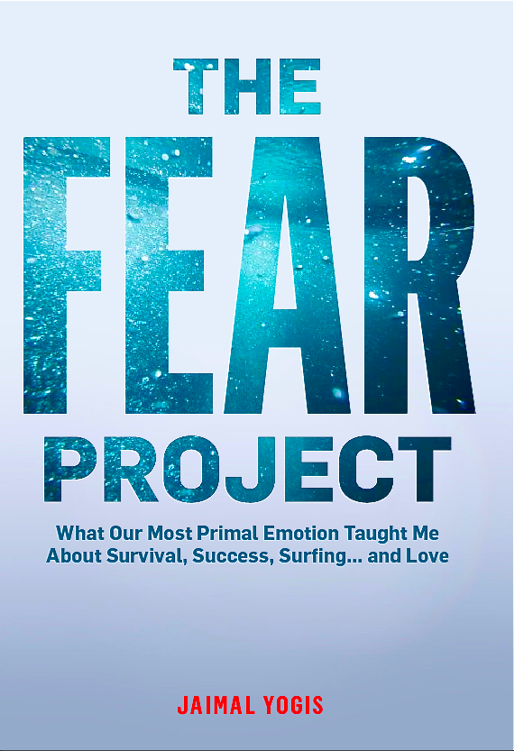 Jaimal's Yogis' new book The Fear Project