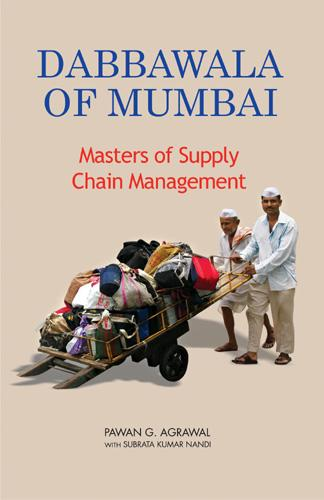 P. Agrawal's book about the Dabbawala's