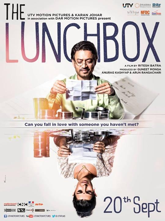 Lunchbox Movie poster