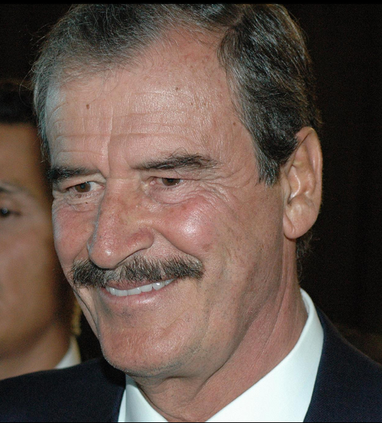 Vicente Fox, former Mexican President