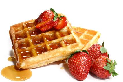 It's National Waffle Week!