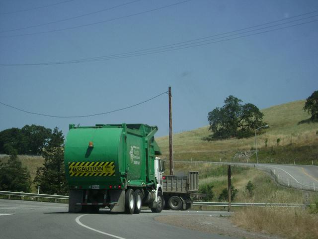 NorthBay Corporation truck.