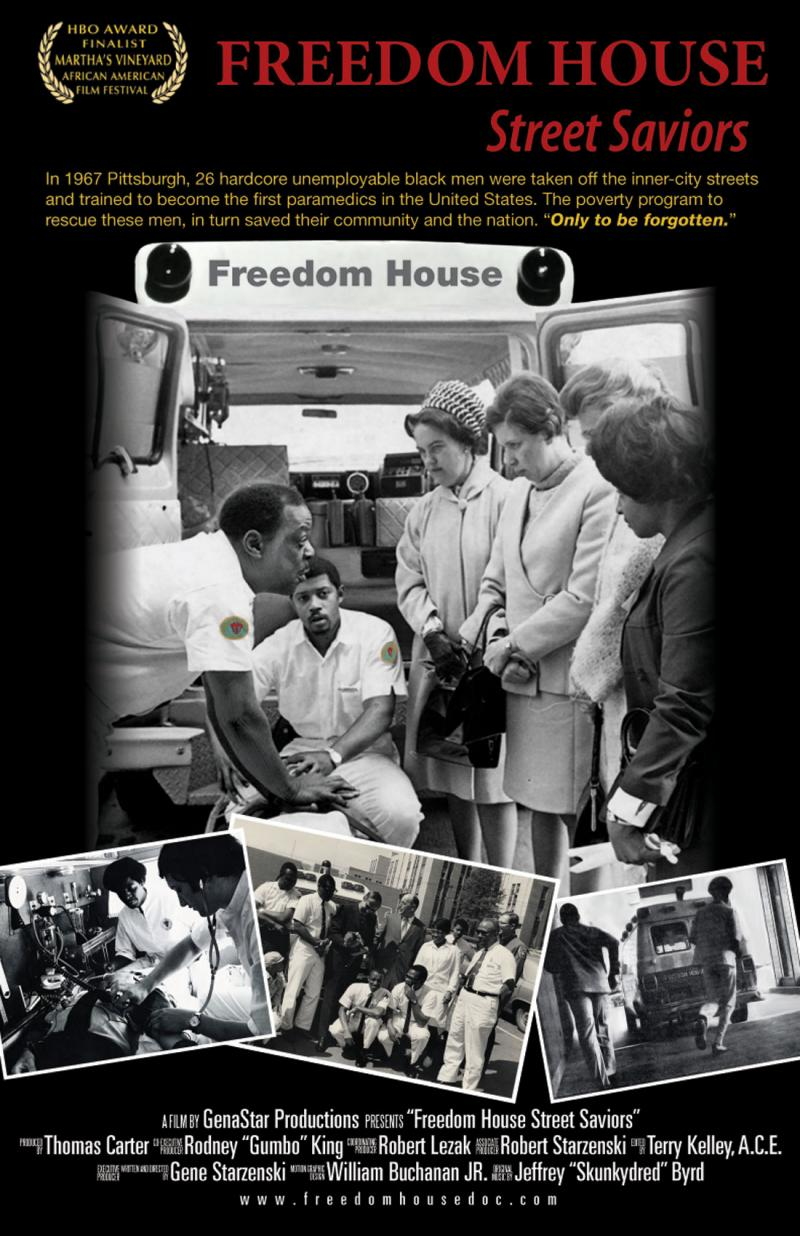 Freedom House movie poster