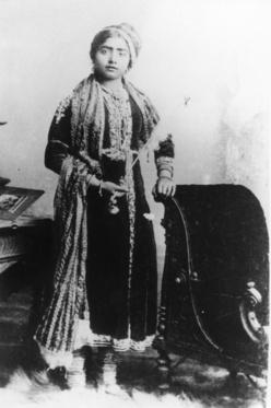 Guhar Jaan sang on  the first recording in India