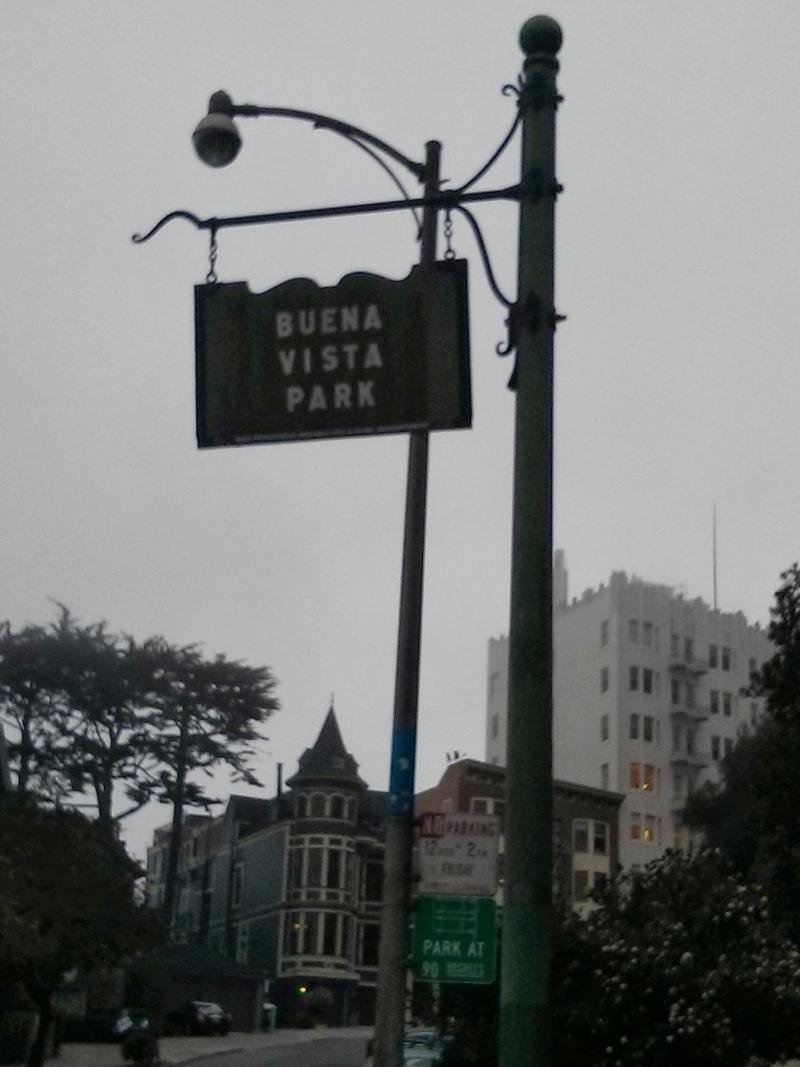 Buena Vista Park, San Francisco