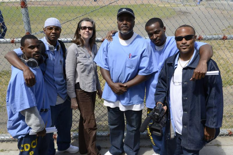 The San Quentin Prison Report team.