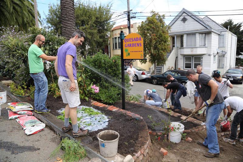 Neighbors of the Quesada Gardens Initiative.