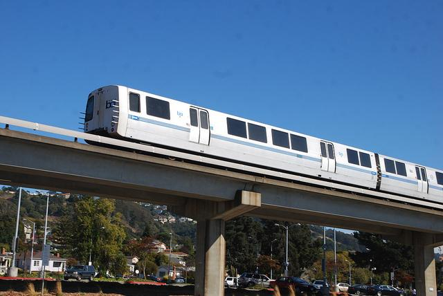 BART is still running as of Wednesday
