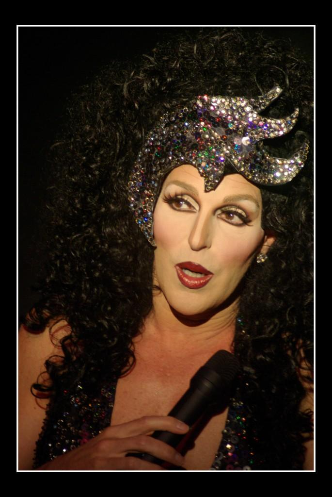 Randy Roberts as Cher