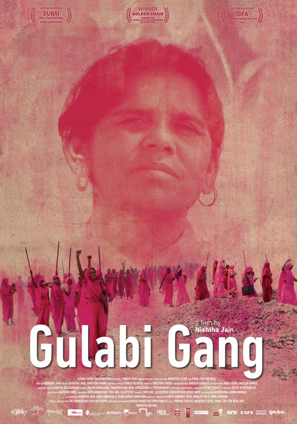 Gulabi Gang Poster