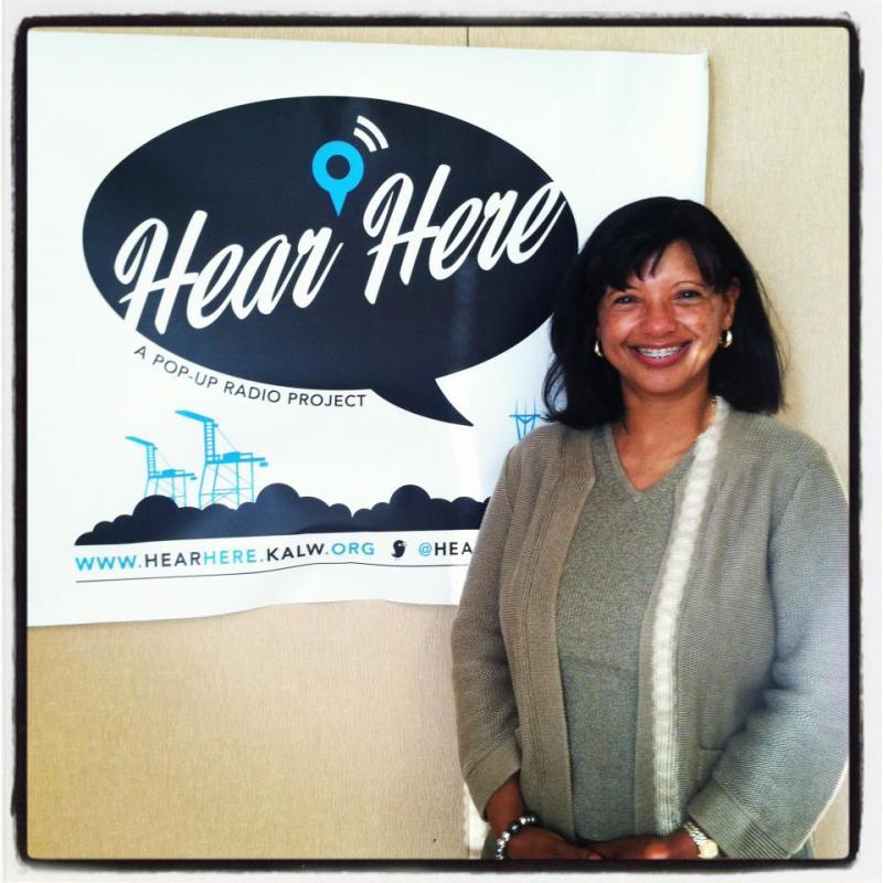 Dr. Pamela Alston // Oakland Public Library, Cesar Chavez Branch