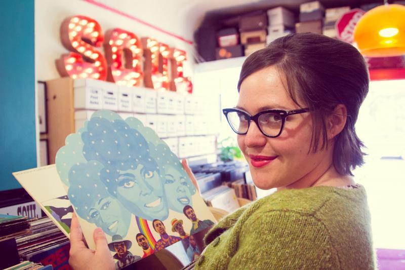 DJ & KALW producer, Ashleyanne Krigbaum takes you through her favorite soul records