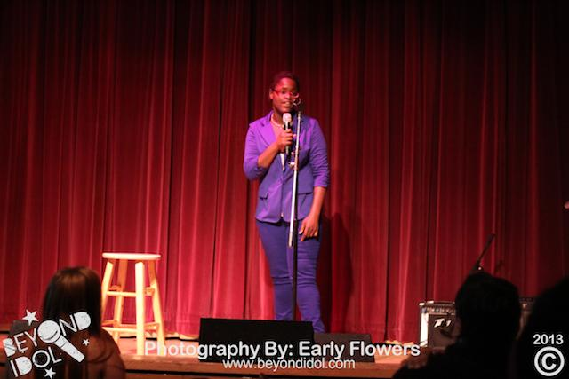 Rakarra Williams, poetry champion