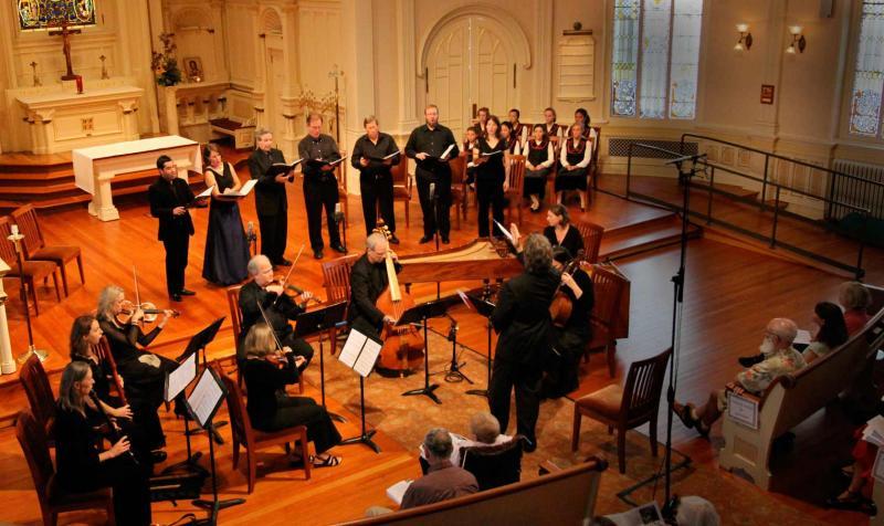 Magificat Baroque Ensemble