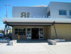81st Avenue Library