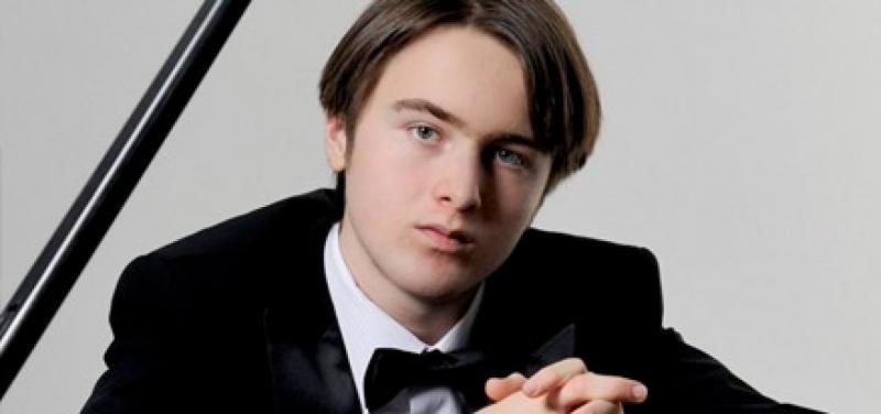 Pianist Daniil Trifonov