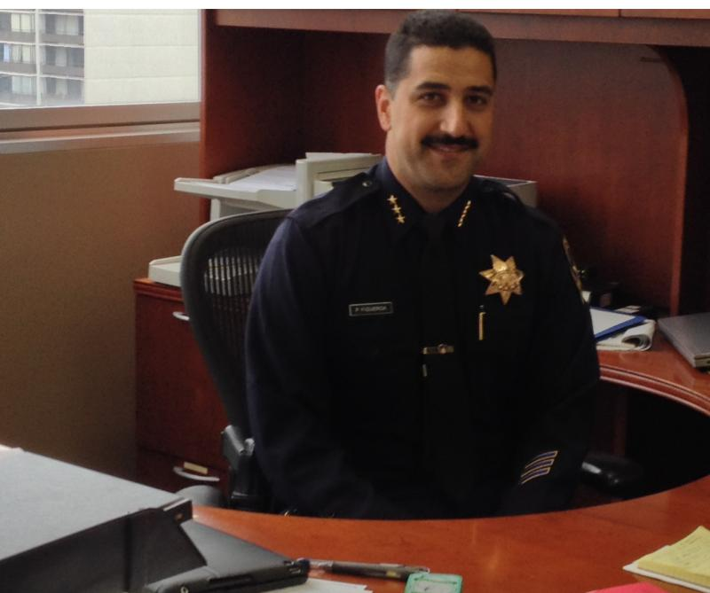 OPD Assistant Chief, Paul Figueroa