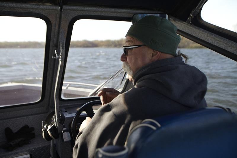 Mailman Rick Stelzriede runs the only postal boat route in California