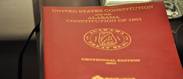 The Alabama Constitution