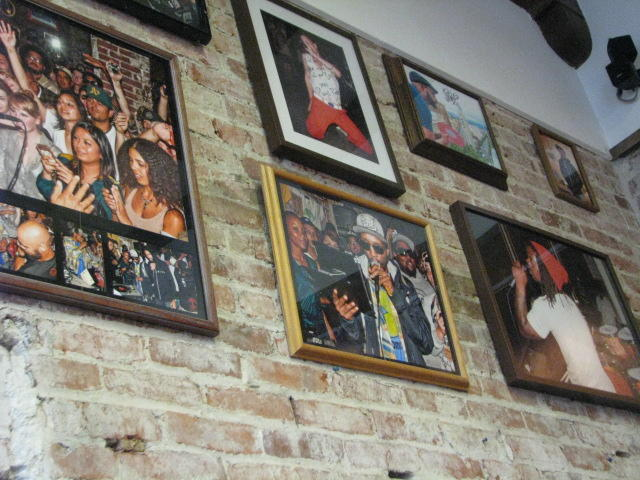 Oaklandish's Wall of Musicians