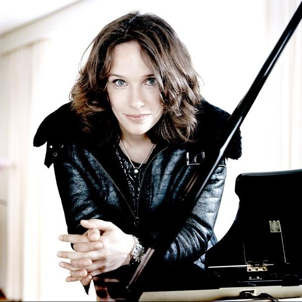 Pianist Helene Grimaud at SF Symphony