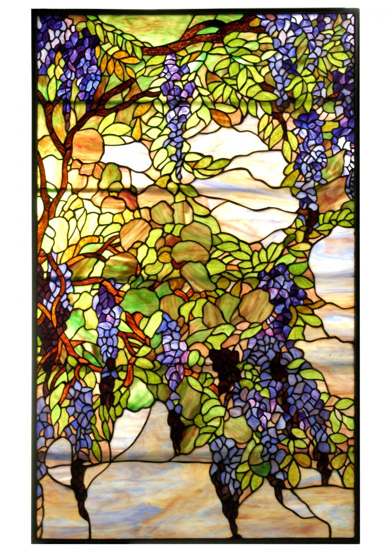 Louis Comfort Tiffany's Birthday today