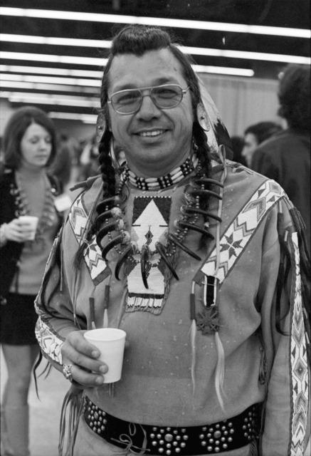 Adam Fortunate Eagle, circa 1974
