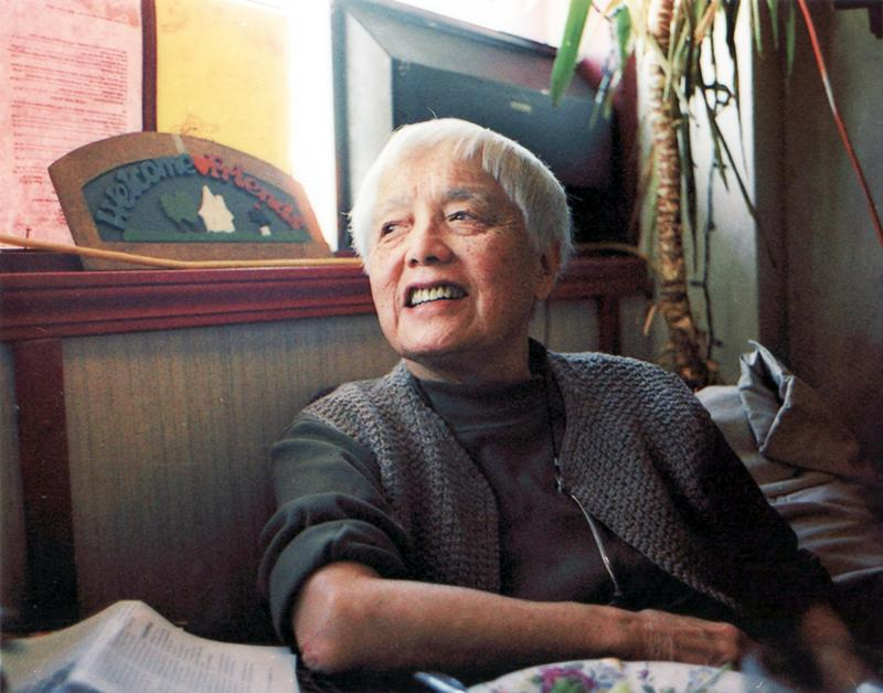 American Revolutionary: The Evolution of Grace Lee Boggs is a featured film at this year's CAAMFest