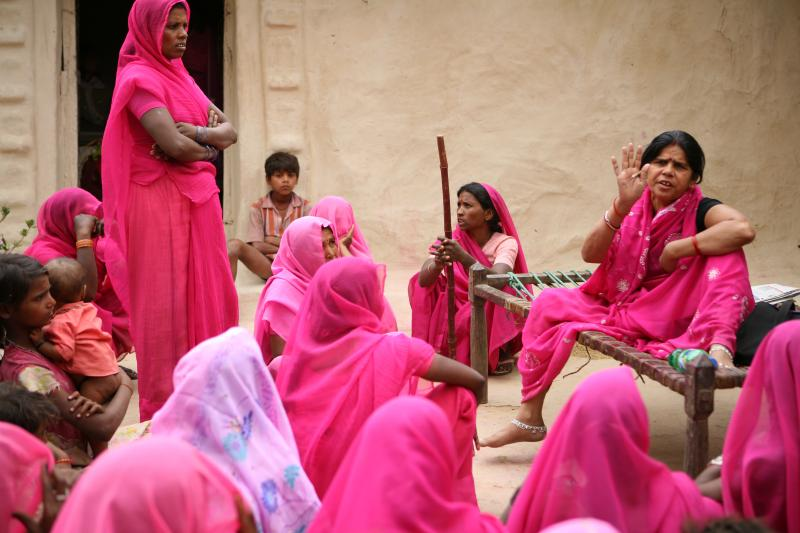 The real Gulabi Gang