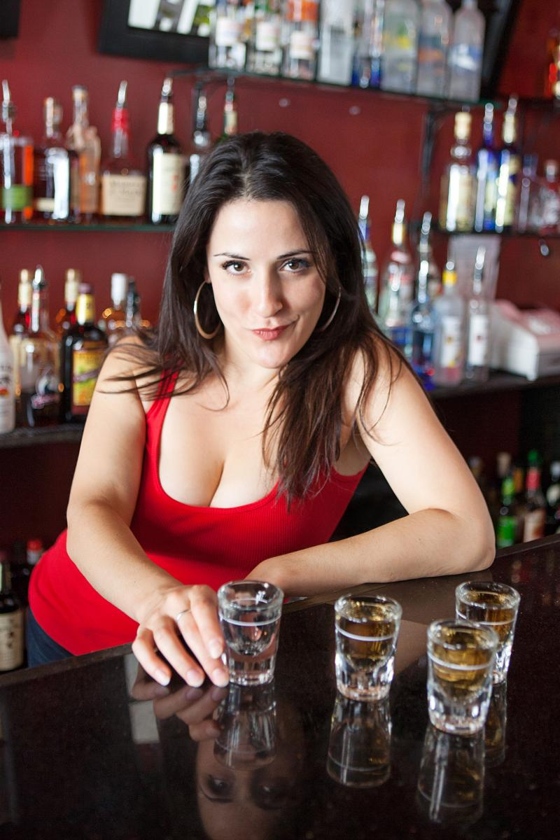 """Jill Vice is """"Tipped & Tipsy"""" at The Marsh"""