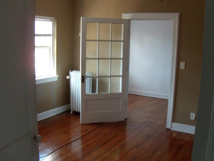 vacant apartment