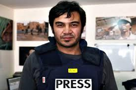 Sardar Ahmad, Kabul based AFP staff reporter was killed in a Taliban attack on 20 March