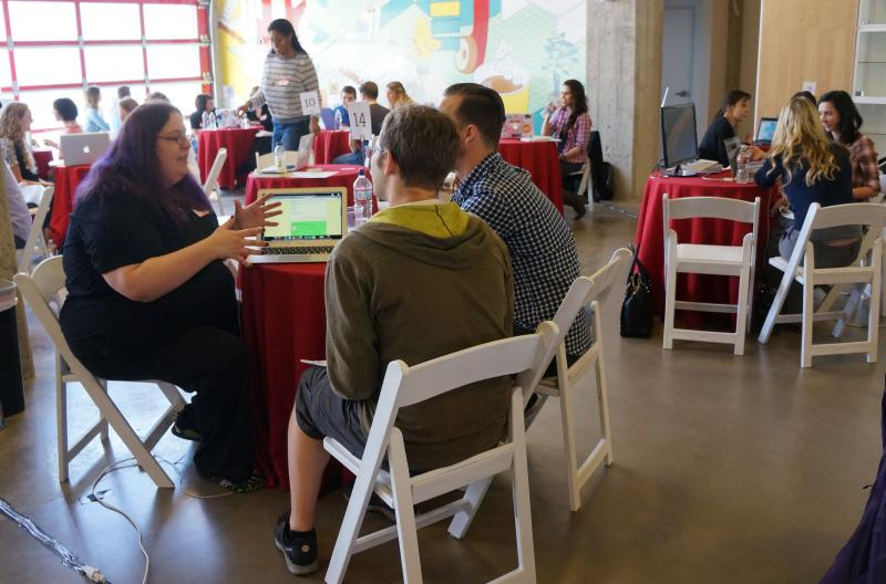 Hackbright career fair