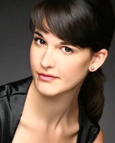 mezzo soprano Laura Krumm