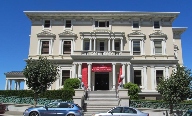 The Hamlin School on Broadway Street in Pacific Heights