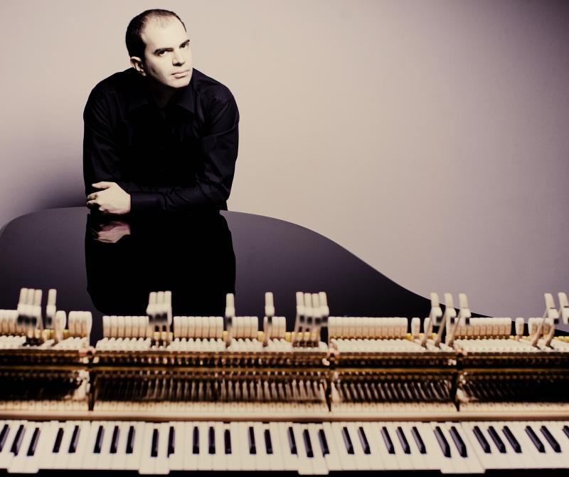 Pianist Kirill Gerstein