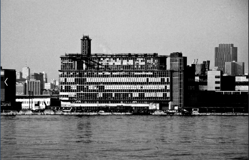 Hunters Point Building