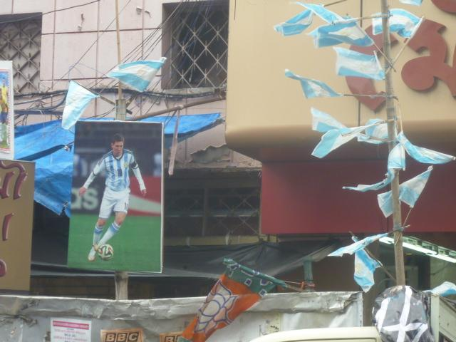 Argentina support