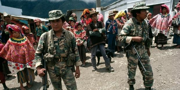 Photojournalist Jean-Marie Simon documented a period of extreme violence and brutality in Guatemala from 1980-1988